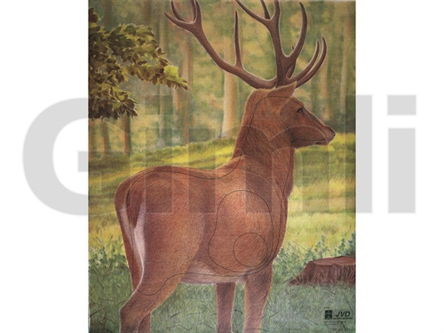 JVD Animal Face Large Deer