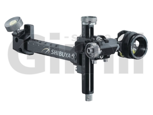 Shibuya Carbon 365-9 Ultima CPX Compoundsigte