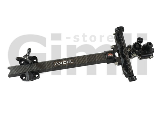 "Axcel Achieve XP Carbon Bar Compound 9"" sigte"