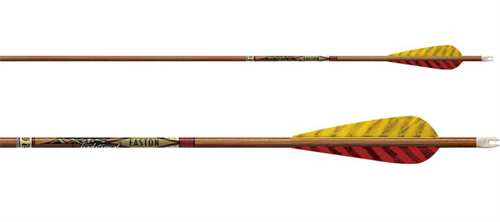 Easton Axis traditionel pil, 6 stk.